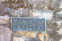 Maryrest Cemetery